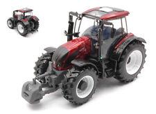 Modellino trattore Burago VALTRA N174 TRACTOR scala 1:32 modellismo statico new