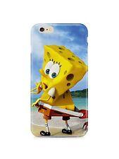 SpongeBob SquarePants Iphone 4s 5 6 6S 7 8 X XS Max XR 11 Pro Plus Case Cover