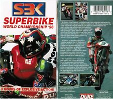 Superbike World Championship '96 VHS Video Tape New