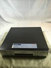 BOSCH SERIES 400 500 GB DIGITAL VIDEO RECORDER DVR DVR-430-04A050 no cord as is