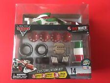 (Ridemakerz) Cars 2 -Francesco Customization Kit [14 Piece] - ToysRUs exclusive