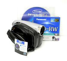 Samsung Sc-Dx103 Dvd Camcorder R Rw DigitalCam Black 34X Zoom | Camera Only