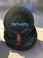 roue de secours (galette )17° CITROEN C4 AIRCROSS avec cric, clé et sac