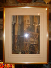 Architecture Original Traditional Art Paintings