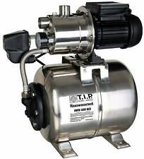 Tip 31140 Hauswasserwerk Hww 3000 Inox Edelstahl 600watt 4350 Wasserpumpe Brunn