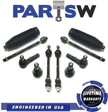 10 Pc Suspension Kit for Dodge Ram 1500 2002-2005 4WD Tie Rod Ends & Ball Joints