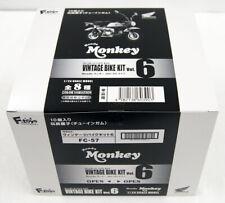 F-Toys Vintage Bike Kit Vol.6 Honda Monkey 1/24 Scale Semi-assembled kit