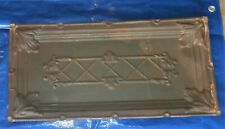 240 Antique 12X24 tin ceiling tin tiles vintage reclaimed salvage Early 1900's