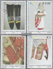 kosovo 196-199 (complete issue) unmounted mint / never hinged 2011 Costumes