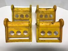 "Corner Protectors 2 3 4"" Wide Tie Down Barjan Load Guards Flatbed Truck 4 PC"