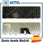 KEYBOARD WITH FRAME FOR LAPTOP HP PAVILION SPANISH TECLADO DV6-6000 SERIES