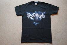 Deep Purple Pájaro Tour camiseta pequeña nuevo oficial Gillan Máquina Cabeza bola de fuego