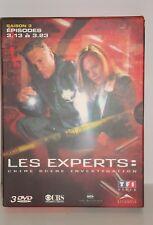 COFFRET COLLECTOR LES EXPERTS DE LAS VEGAS SAISON 3 EPISODES 13 A 23 3 DVD