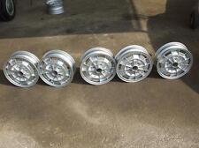 4 cerchi per Fiat Abarth 700 1000 Bialbero campagnolo originali 4 X 13