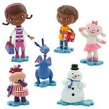 Disney Store - Doc McStuffins - Figurine Playset