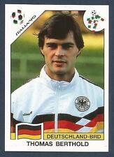 PANINI WORLD CUP STORY #202-ITALIA 90-DEUTSCHLAND-BRD-GERMANY-ANDREAS MOLLER