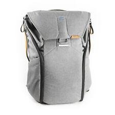 EX-DEMO Peak Design Everyday Backpack 30L Ash. Premium Camera Rucksack.