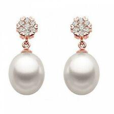 4ef29d6e5a26f4 ORP 478 Orecchini Comete Gioielli donna orp 478 oro 18kt con diamanti perle  co
