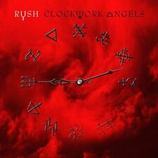 RUSH CD - CLOCKWORK ANGELS (2012) - NEW UNOPENED - ROCK