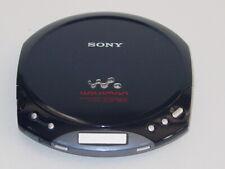 Sony D-E220 CD Discman Compact Player ESPMAX Walkman **CLEAN & WORKS GREAT**