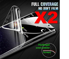 Samsung Galaxy S10+ Plus Full Screen Protector Hydrogel TPU Film Guard