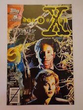 The X-Files Firebird Part 2 of 3 Chris Carter Vol.1 #5 Topps Comics May 1995 NM