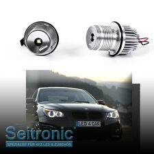 Led Angel Eyes für BMW 15 WATT- BMW 7er, E65, E66 Canbus Ringe Standlicht Xenon