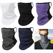 Outdoor Sports Balaclava Neck Gaiter Face Mask Neck Tube Bandana Scarf Headwear