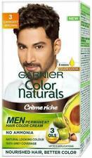 Garnier Color Naturals Hombre Schatten 3 Dunkelsten Marrón, 30ml+30g