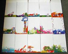 15 verschiedene Diddl Blockblätter DIN A4 (Set 3) - weiße Blätter aus Nr. 15-60