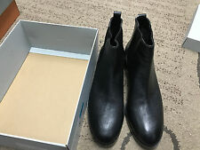 NEW Cole Haan Landsman Bootie Black Women's 6.5 leather Ankle Boots W06488