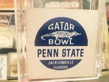 Penn State 1976 Gator Bowl Stick-on decal