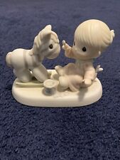 "Precious Moments-#531138 ""What A Difference You'Ve Made In My Life"" -Girl - Nib"