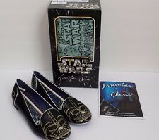NEW IRREGULAR CHOICE STAR WARS DARTH VADER WOMENS SHOES LIMITED EDITION SIZE 7