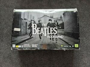 The Beatles: Rock Band Limited Edition (Xbox 360) Game + Drums, Bass & Mic