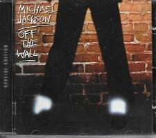 MICHAEL JACKSON - Off the wall (SPECIAL EDITION) CD Album 10TR Re-Issue 2001