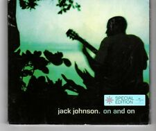 (HN270) Jack Johnson, On And On - 2003 CD