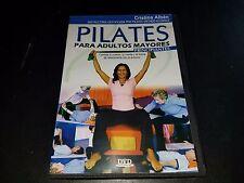 Pilates Para Adultos Mayores Principiantes Cristina Alban DVD