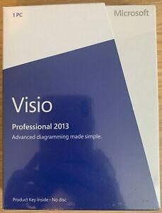 Microsoft Visio Professional 2013 D87-05358