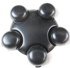 DODGE Chrysler BLACK WHEEL CENTER CAP MOPAR 4582716