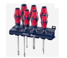 Wera WER227700 Kraftform Plus Lasertip Red Bull Racing Screwdriver Set