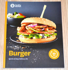 Weight Watchers Ww Cookbook Burger Quick And Easy #2 Freestyle Smartpoints 2019