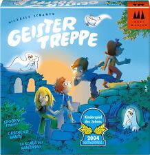 Drei Magier Kinderspiel Würfellaufspiel Geistertreppe 40811