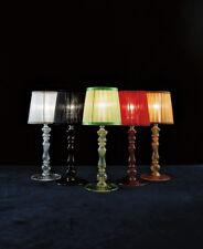 Italamp Etvoilà 8006/LP0 Cristallo con paralume in tinta lampada da tavolo
