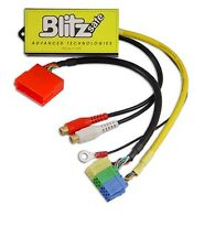 Blitzsafe AUDI/AUX DMX V.1BE Aux Input Converter with Enhanced Audio - NEW