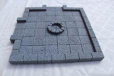 DrakenStone 2.5D Scrying Pool Room D&D pathfinder miniature terrain dwarvenforge