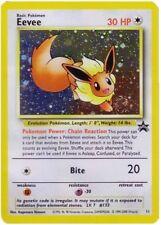 Eevee #11 - Holo Rare - Black Star Promo Pokémon Card