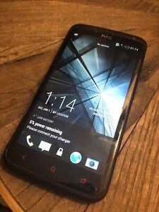 HTC One X+ - 64GB - Carbon Black Smartphone