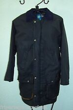 Type BARBOUR Veste BLUE RIBAND, Waxed Jacket, Taille S --- (BB_004)