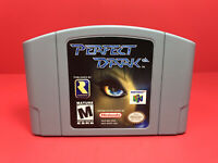 Perfect Dark (Nintendo N64, 2000) - Cartridge Only, TESTED/NICE